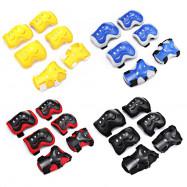 6pcs / Set Children Protective Gear Pad Roller Skateboard