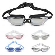XINHANG XH9200 HD Plating Anti-fog UV Swimming Goggles