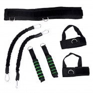 Resistance Band Fitness Pull Rope Muscle Training Elastic Puller