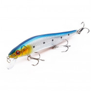 5 COLOR Multi Style Road Sub Mimetic Minnow Bait