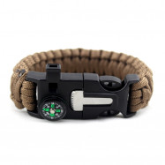 Multifunction Survival Bracelet on The Rope