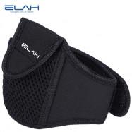 ELAH Outdoor Portable Pedometer MP3 Arm Shank Bag for Cycling Running Gym Jogging