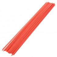 40PCS 1.75mm ABS Filament Printing Supplies for 3D Printer Pen