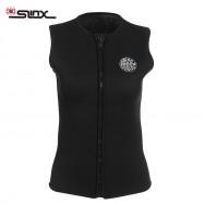 SLINX Unisex 3MM Sleeveless Warm Wetsuit Swimwear Vest
