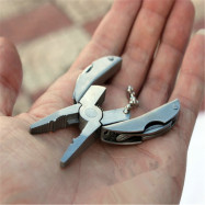 Multi-Functional Tool Folding Pliers