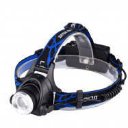 Outdoor Head Lamp High-Power Charging Long Shots Miners And LED Light Mini