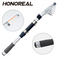 Portable Boat Telescopic Spinning Fishing Rod for Sea