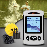 FF718 Wired Sonar Sensor Fish Finder Detector for Fishing