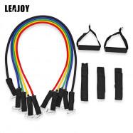 LEAJOY GM - 002 5pcs / Set Natural Tube Resistance Band