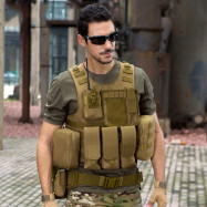 Protector Plus Outdoor Tactical Combat Military Protective Vest