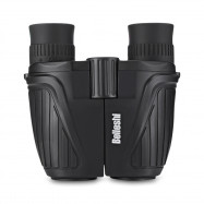 Beileshi 10 x 25 Folding High Powered Binocular with Weak Light Night Vision