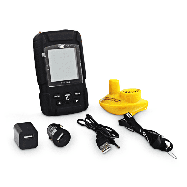 LUCKY FF718Li - W Portable Wireless Sonar Fish Finder for All Fishing Types