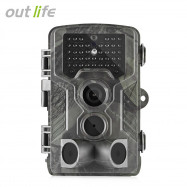 Outlife HC - 800LTE 4G 1080P 16MP Infrared Trail Camera Wildlife Scouting Device
