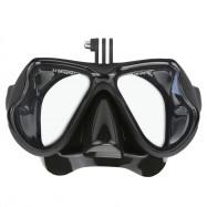 Matte Ventilation Scuba Snorkel Glasses Diving Mask for Gopro Hero 6