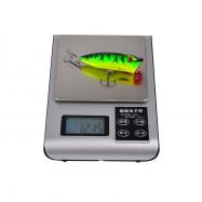 5Pcs 6.5cm 13g Big Mouth Bait Fishing Lure Fishing Floating Popper Poper Lure