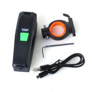 ZHISHUNJIA LR-Y7 800lm 5-mode LED Flashlight USB Rechargeable Bicycle Lamp