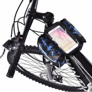 Bike Bag Rainproof Touch Screen Reflective
