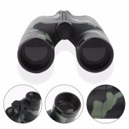 Children Folding Outdoor Mini Binoculars Telescope Scope Camouflage Toy