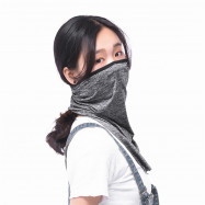 Outdoor Sport Prevented Bask Scarf Cycling Multi-function Mask