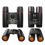 30 x 60 Mini Binocular Portable Waterproof Telescope