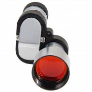 Portable Mini 8 X 20 Monocular Telescope Adjustment Low Light Night Vision