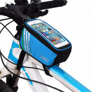 Bicycle Touch Screen Storage Bag for 5.0 Inch Waterproof Mobile Phone