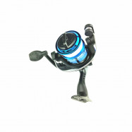 Outdoors Spinning Wheel Type Fishing Reel Plating Hairtail Line 100 Meters
