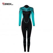 SLINX 2mm Female Long Sleeves Super-elastic Surfing Diving Wetsuit