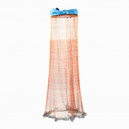 2.4 - 4.8m Small Mesh Hand Throw Catch Fishing Net