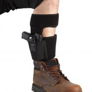 Concealed Carry Ankle Leg Holster for Glock Gun Pistol