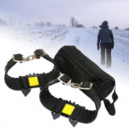Four-tooth Crampons Ice Gripper Shoe Covers