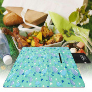 Shengyuan Outdoor Camping Multifunction Foldable Suede Picnic Mat