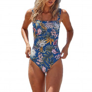 Print Sexy Ladies Explosion Style  Swimsuit