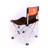 BEAR SYMBOL Folding Camping Stool Portable Chair for Fishing Hiking Lightweight