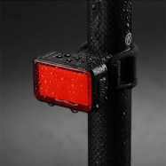 USB Charging Brake Bike Riding Tail Light