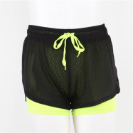Running 2 in 1 Yoga Shorts for Woman