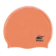 WHALE CAP - 110 Adult Silicone Swimming Cap