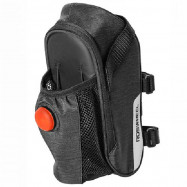 ROSWHEEL Bicycle Tail Bag Bike Pack with Light