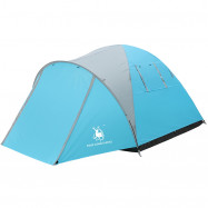 HUILINGYANG One-bedroom and One-bedroom Double-layer Rainproof Tent