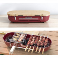Allocacoc BBQ Grill Desktop Barbecue Tool