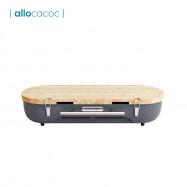 Allocacoc BBQ Grill Desktop Barbecue Tool