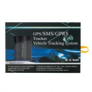 TK103B GPS SMS GPRS Vehicle Tracker Locator with SIM SD Card Anti-theft Date Logging