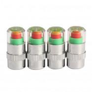Tire Pressure Alarm Monitors 4pc Set