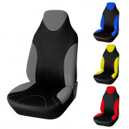 High Back Bucket Front Seat Cover Universal Fit