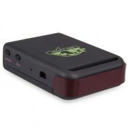 TK102B Car GPS Tracker Anti-theft Vibration Over-speed Alarm