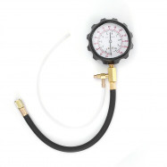 TU - 114 Vehicle Fuel Injection Pressure Gauge Meter Manometer