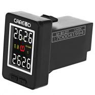U912 4 External Sensors Pressure Monitoring System Car TPMS PSI BAR Diagnostic Tool for Toyota