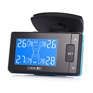 CAREUD LCD Car Tire Pressure Monitoring System