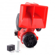 H314 12V Copper Dual Tone Loud Car Motorcycle Air Horn Siren
