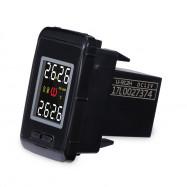 Pershn U912 Auto Tire Pressure Monitoring System for TOYOTA